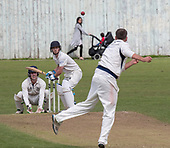 Cricket Scotland National League Final - Prestwick CC V Heriots CC - - picture by Donald MacLeod - 20.08.2017 - 07702 319 738 - clanmacleod@btinternet.com - www.donald-macleod.com