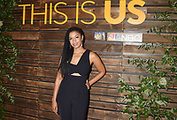 "WEST HOLLYWOOD, CA - AUGUST 10: Susan Kelechi Watson attends NBC's ""This Is Us"" Pancakes with the Pearsons at 1 Hotel West Hollywood on August 10, 2019 in West Hollywood, California.<br /> CAP/ROT/TM<br /> ©TM/ROT/Capital Pictures"