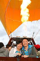20130222 February 22 Hot Air Balloon Cairns