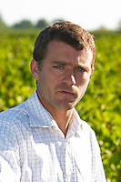 Thibault Despagne. Despagne Vineyards and Chateaux, Bordeaux, France