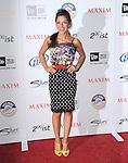 Sarah Shahi at The MAXIM HOT 100 Party held at Eden in Hollywood, California on May 11,2011                                                                               © 2011 Hollywood Press Agency