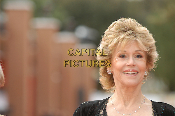 JANE FONDA.Attends the Actors Studio Le Ragazze Degli Anni 70 premiere during Day 5 of the 2nd Annual Rome Film Festival, Rome, Italy, October 22, 2007..70 years portrait headshot.CAP/CAV.©Luca Cavallari/Capital Pictures.