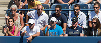 TEAM ANDY MURRAY<br /> The US Open Tennis Championships 2014 - USTA Billie Jean King National Tennis Centre -  Flushing - New York - USA -   ATP - ITF -WTA  2014  - Grand Slam - USA  <br /> <br /> 25th August 2014 <br /> <br /> &copy; AMN IMAGES