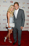 SANTA MONICA, CA. - May 13: Heidi Montag and Spencer Pratt arrive at the Maxim's 10th Annual Hot 100 Celebration at The Barker Hangar on May 13, 2009 in Santa Monica, California.