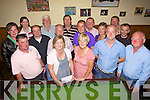 Members of Abbeyfeale Golfing Society pictured last Saturday at their monthly prize giving ceremony in Jim Lane's Bar, Abbeyfeale. F l-r: Ger Foley, May Moloney, Kim Mullins, Jimmy Lane, Paddy Lane. M l-r: Connor Lane, John Joe Foley, John Geoghegan, Paddy Fitzgerald, Karen Hartnett, Pat Browne. B L-r: Jane O'Dwyer, Tim Kelly, Eamonn Scannell, Patsy Prendeville, Gerry Murphy..