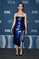 PASADENA. CA -  JANUARY 4: Liz Meriwether at the FOX Winter TCA 2018 All-Star Party at the Langham Huntington Hotel in Pasadena, California on January 4, 2018.  <br /> CAP/MPI/FS<br /> &copy;FS/MPI/Capital Pictures