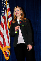 Chelsea Clinton Speaks To<br /> Young Democrats Of North<br /> Carolina USA By Jonathan <br /> Green