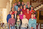 Members of Killarney Mountaineering club who attended their AGM in the International Hotel, Killarney on Monday night.