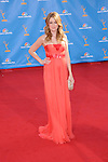 Jenna Fischer ..  at The 62nd Anual Primetime Emmy Awards held at Nokia Theatre L.A. Live in Los Angeles, California on August 29,2010                                                                   Copyright 2010  DVS / RockinExposures