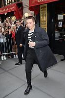 www.acepixs.com<br /> September 10, 2017 New York City<br /> <br /> Brooklyn Beckham was seen leaving Balthazar in New York City on September 10, 2017.<br /> <br /> Credit: Kristin Callahan/ACE Pictures<br /> <br /> Tel: 646 769 0430<br /> Email: info@acepixs.com