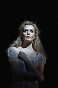 Footfalls by Samuel Beckett. A Royal Court Theatre and Mighty Mouth Production  directed by Walter Asumus. Performed by Lisa Dwan. Opens at The Royal Court Theatre on  13/1/14 . Credit Geraint Lewis