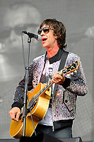LONDON, ENGLAND - JULY 6: Richard Ashcroft performing at British Summer Time, Hyde Park on July 6, 2018 in London, England.<br /> CAP/MAR<br /> &copy;MAR/Capital Pictures