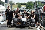 Force India Formula One Team<br />  Foto © nph / Mathis