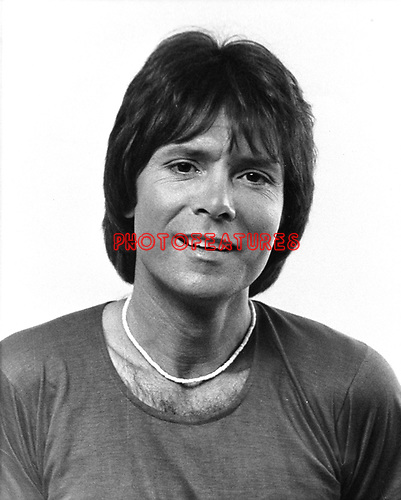 Cliff Richard 1980<br />&copy; Chris Walter