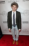 Andrew Keenan-Bolger.arriving for the 68th Annual Theatre World Awards at the Belasco Theatre  in New York City on June 5, 2012.