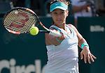 Lauren Davis (USA) defeats Eugenie Bouchard (CAN) 6-4, 6-1