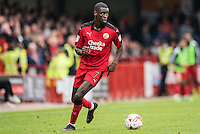 Enzio Boldewijn of Crawley Town (7)  during the Sky Bet League 2 match between Crawley Town and Luton Town at the Broadfield/Checkatrade.com Stadium, Crawley, England on 17 September 2016. Photo by Edward Thomas / PRiME Media Images.