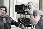 Nikita Mikhalkov right planning an episode for the film Dark Eyes on Anton Chekhov s motifs