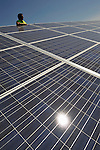 Ferme solaire Solairedirect : le parc des Mées 1   -