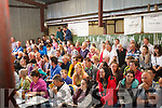 Hundreds of spectators came to the Top of Coom on Sunday to enjoy the sheep shearing competitions.