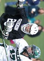Boys Lacrosse vs Zionsville 4-8-09