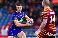 Picture by Alex Whitehead/SWpix.com - 08/02/2018 - Rugby League - Betfred Super League - Huddersfield Giants v Warrington Wolves - John Smith's Stadium, Huddersfield, England - Warrington's Jack Hughes.