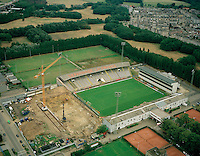 Augustus 1999. Voetbalstadion Royal Antwerp Football Club.