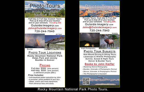 John has background combining photography, natural history, integrated with extensive wilderness skills.<br />