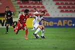 Al Ahli (UAE) vs Tractorsazi Tabriz during the 2015 AFC Champions League Group D  on March 04, 2015 at the Rashid Stadium, in Dubai, UAE. Photo by Adnan Hajj /  World Sport Group