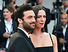 02.09.2017; Venice, Italy: REBECCA HALL AND MORGAN SPECTOR<br /> attends the premiere of &ldquo;Suburbicon&rdquo; at the 74th annual Venice International Film Festival.<br /> Mandatory Credit Photo: &copy;NEWSPIX INTERNATIONAL<br /> <br /> IMMEDIATE CONFIRMATION OF USAGE REQUIRED:<br /> Newspix International, 31 Chinnery Hill, Bishop's Stortford, ENGLAND CM23 3PS<br /> Tel:+441279 324672  ; Fax: +441279656877<br /> Mobile:  07775681153<br /> e-mail: info@newspixinternational.co.uk<br /> Usage Implies Acceptance of Our Terms &amp; Conditions<br /> Please refer to usage terms. All Fees Payable To Newspix International