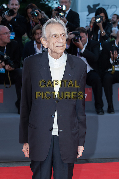 Roberto Herlitzka at the premiere of Blood Of My Blood at the 2015 Venice Film Festival.<br /> September 8, 2015  Venice, Italy<br /> CAP/KA<br /> &copy;Kristina Afanasyeva/Capital Pictures