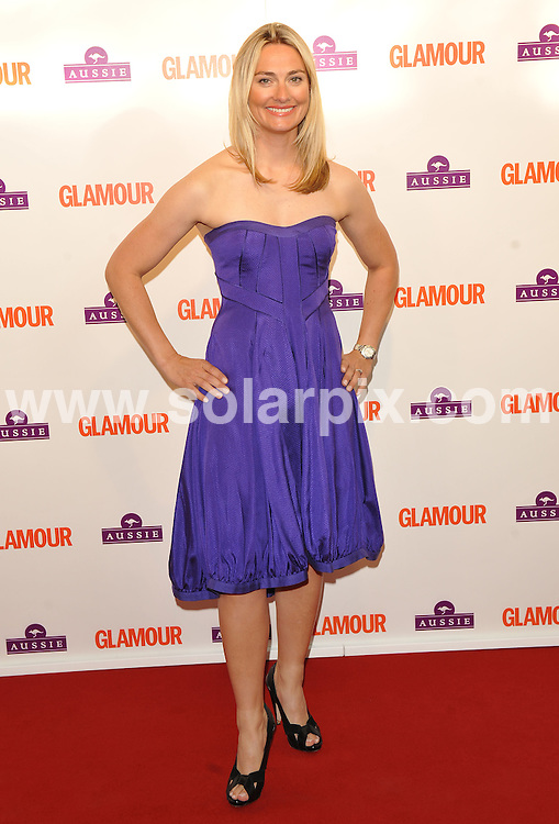 **ALL ROUND PICTURES FROM SOLARPIX.COM**.**WORLDWIDE SYNDICATION RIGHTS**.The Glamour Awards in London's West End. London, UK. 2 June 2009..This pic: Sarah Webb..JOB REF: 9137 SSD DATE: 02_06_2009.**MUST CREDIT SOLARPIX.COM OR DOUBLE FEE WILL BE CHARGED**.**ONLINE USAGE FEE GBP 50.00 PER PICTURE - NOTIFICATION OF USAGE TO PHOTO @ SOLARPIX.COM**.**CALL SOLARPIX : +34 952 811 768 or LOW RATE FROM UK 0844 617 7637**