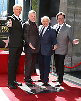 The Lettermen Walk of Fame Star Ceremony