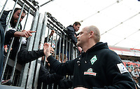 Fussball Bundesliga 2012/13: Leverkusen - Bremen