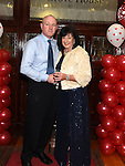 John Jackson and Ann Finnegan pictured at the Valentine Ball in the Grove House Dunleer. Photo:Colin Bell/pressphotos.ie