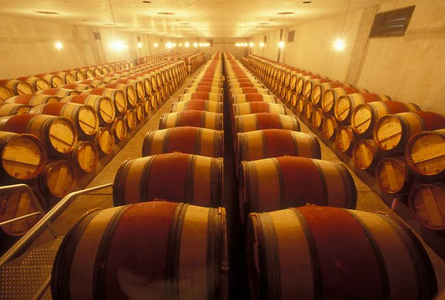 Dominus Estates barrels