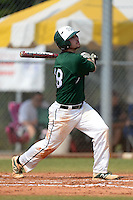 Farmingdale State Rams Michael Marino during a game against the U-Mass Boston Beacons at North Charlotte Regional Park on March 19, 2015 in Port Charlotte, Florida.  U-Mass Boston defeated Farmingdale 9-5.  (Mike Janes/Four Seam Images)