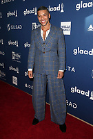 13 April 2018 - Beverly Hills, California - Wilson Cruz. 29th Annual GLAAD Media Awards at The Beverly Hilton Hotel. Photo Credit: F. Sadou/AdMedia