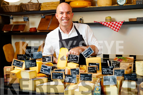 Mark Murphy, the little cheese shop