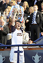 24/05/2008   Copyright Pic: James Stewart.File Name : sct_jspa10_qots_v_rangers.BARRY FERGUSON LIFTS THE SCOTTISH CUP.....James Stewart Photo Agency 19 Carronlea Drive, Falkirk. FK2 8DN      Vat Reg No. 607 6932 25.Studio      : +44 (0)1324 611191 .Mobile      : +44 (0)7721 416997.E-mail  :  jim@jspa.co.uk.If you require further information then contact Jim Stewart on any of the numbers above........