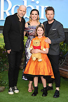 "director, Marc Forster, Hayley Atwell, Brontie Carmichael and Ewan McGregor<br /> arriving for the ""Christopher Robin"" premiere at the BFI Southbank, London<br /> <br /> ©Ash Knotek  D3416  05/08/2018"