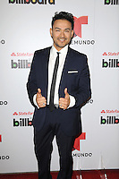 MIAMI, FL - FEBRUARY 05: Frankie J at the Telemundo and Premios Billboard 2013 Press Conference at Gibson Miami Showroom on February 5, 2013 in Miami, Florida. © MPI10/MediaPunch Inc /NortePhoto