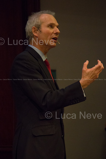 David Lidington. <br />