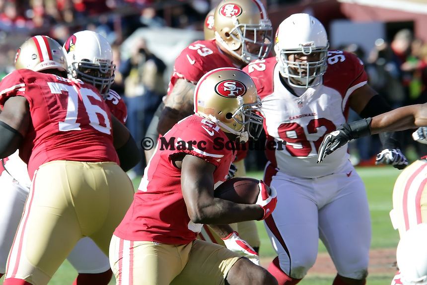 RB Frank Gore (49ers)