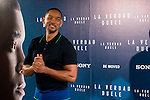 American actor Will Smith comes to present his new film &quot; La verdad duele &quot; to Madrid, January 27, 2016<br /> (ALTERPHOTOS/BorjaB.Hojas)