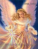 Dona Gelsinger, CHRISTMAS CHILDREN, angels, paintings(USGE0903,#XK#) Engel, angeles