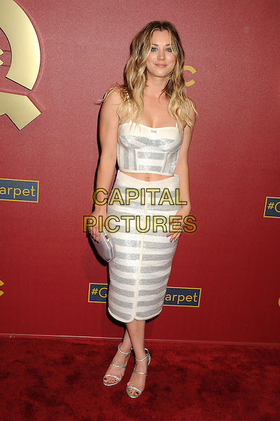 28 February 2014 - Los Angeles, California - Kaley Cuoco. QVC Presents Red Carpet Style held at the Four Seasons Hotel. <br /> CAP/ADM/BP<br /> &copy;Byron Purvis/AdMedia/Capital Pictures