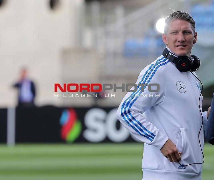 EM 2015 Qualifikationsspiel, Gibraltar vs. Deutschland<br /> Bastian Schweinsteiger (Deutschland) <br /> <br /> <br /> Foto &copy; nordphoto /  Bratic