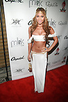 "Model Daphne Joy Attends Tyrese Gibson's ""OPEN INVITATION"" ALBUM RELEASE PARTY Held at JULIET's Supper Club, NY 10/31/11"