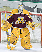 Kellen Briggs - The University of Minnesota Golden Gophers defeated the University of North Dakota Fighting Sioux 4-3 on Friday, December 9, 2005, at Ralph Engelstad Arena in Grand Forks, North Dakota.